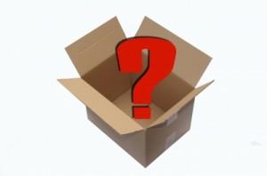 Fragezeichenbox