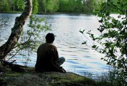 Einsam und verlassen... beinahe aussichtslos und verloren...