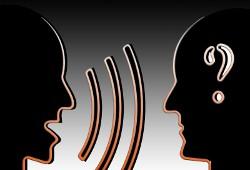 Miteinander Reden kann Missverständnisse hervorrufen.