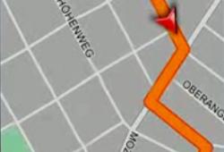 Navigation durch unbekannte Orte... wird unser Leben auch navigiert?