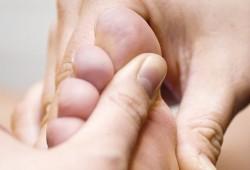 Wohlbefinden - eine Massage ist fördernd dabei.