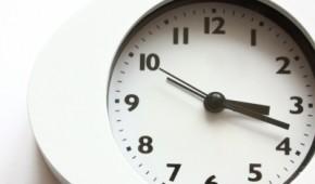 Zeit - Sie vergeht und manchmal wirds richtig knapp...