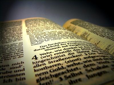 Vor einer kurzen Zeit las ich den Psalm 146. Ein paar Verse erinnerten mich an jemanden, der unter meinem Artikel 'Lass Dir helfen' kommentiert hatte. Ich würde mich freuen, wenn du mir mitteilst, ob dir diese Verse weitergeholfen haben. ;)