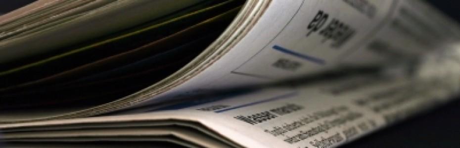 Glaubst du immer alles, was in den Zeitungen steht und überprüfst es auf Richtigkeit? Wie sieht es mit Gottes Wort aus, glaubst du das und lebst du danach?