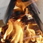 Feuer - Es soll ja schließlich irgendwie gegrillt werden