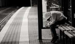 Einsam im Gebet