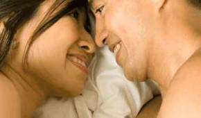 Zwei Menschen die sich lieben
