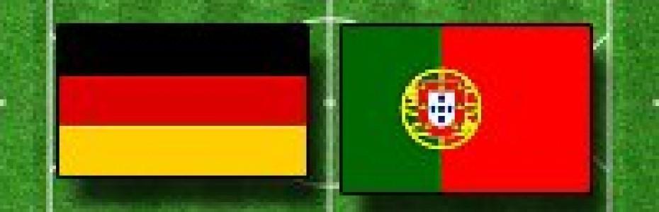 Das EM Spiel Deutschland gegen Portugal schaute ich in einer kleinen Freundesrunde bei mir zu Hause. Gott schaute mit. Wie sich das auswirkte, könnt ihr hier nachlesen.