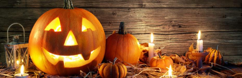 Halloween ist jedem ein Begriff, aber woher kommt eigentlich diese Kultur der Masken und des Schreckens?