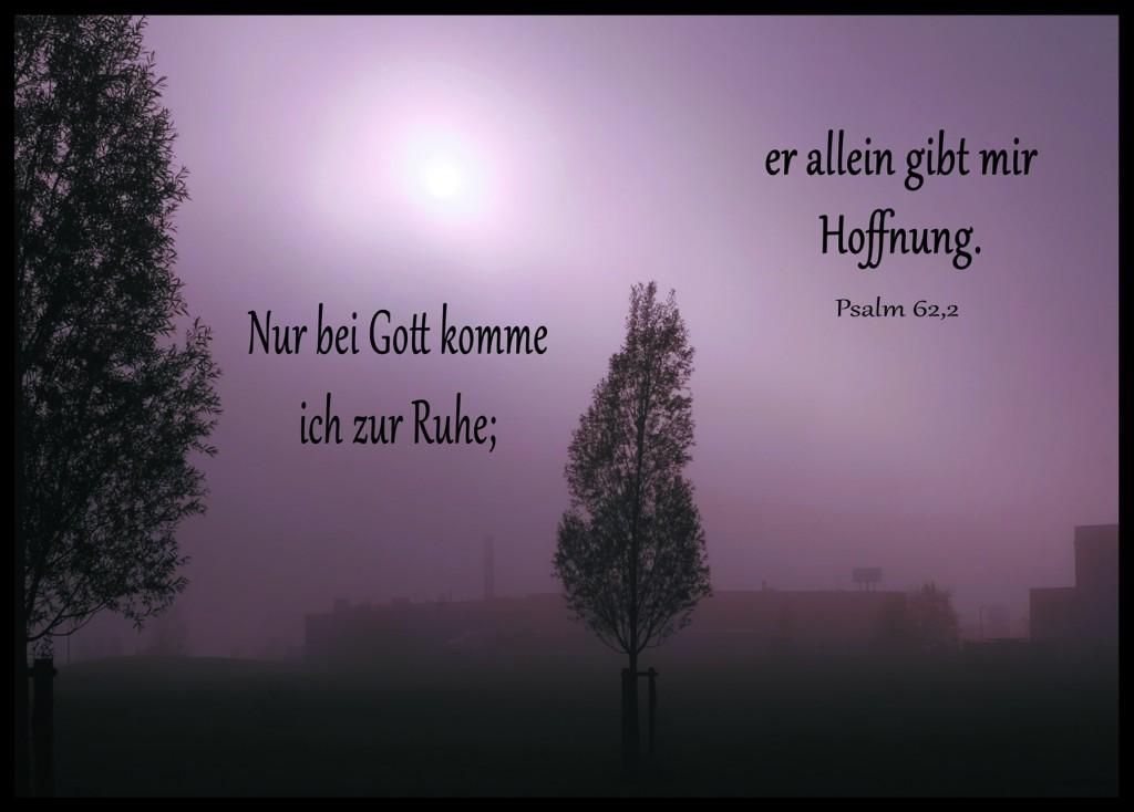 Psalm 62, 2