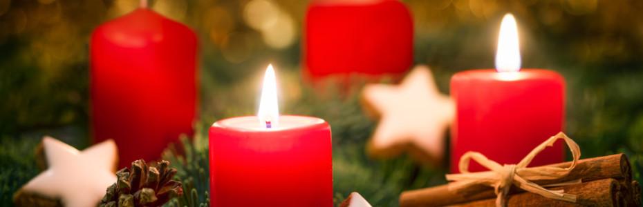 Advent ist eigentlich bloß 'ne Warteschleife Der Advent soll also bloß eine Warteschleife sein? Glaubt ihr das?