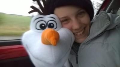 Ich und Olaf