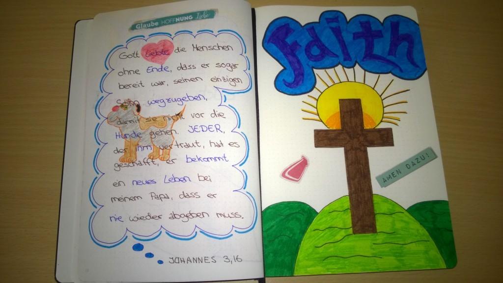 Johannes 3, 16