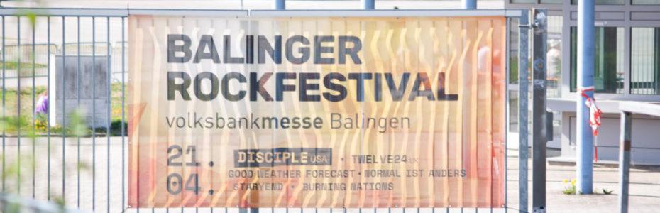 Diese Bands waren auf dem Balinger Rockfestival: Burning Nations, Lichtfabrik, Staryend, Normal ist Anders, Twelve24 und Disciple. Wir waren für euch da und berichten.