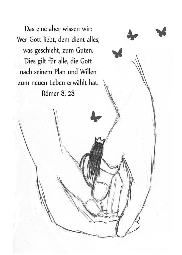 Postkarte Römer 8, 28