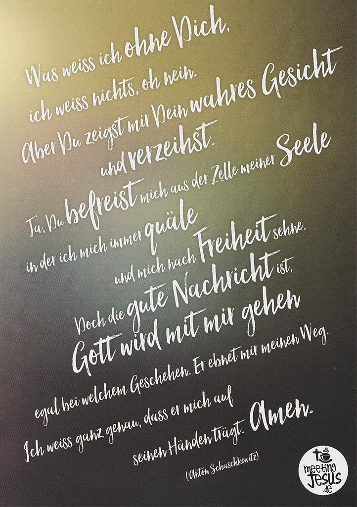 Aufkleber Anton Schaschkewitz