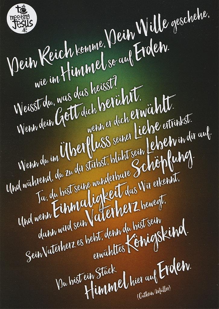 Aufkleber Cathrin Müller
