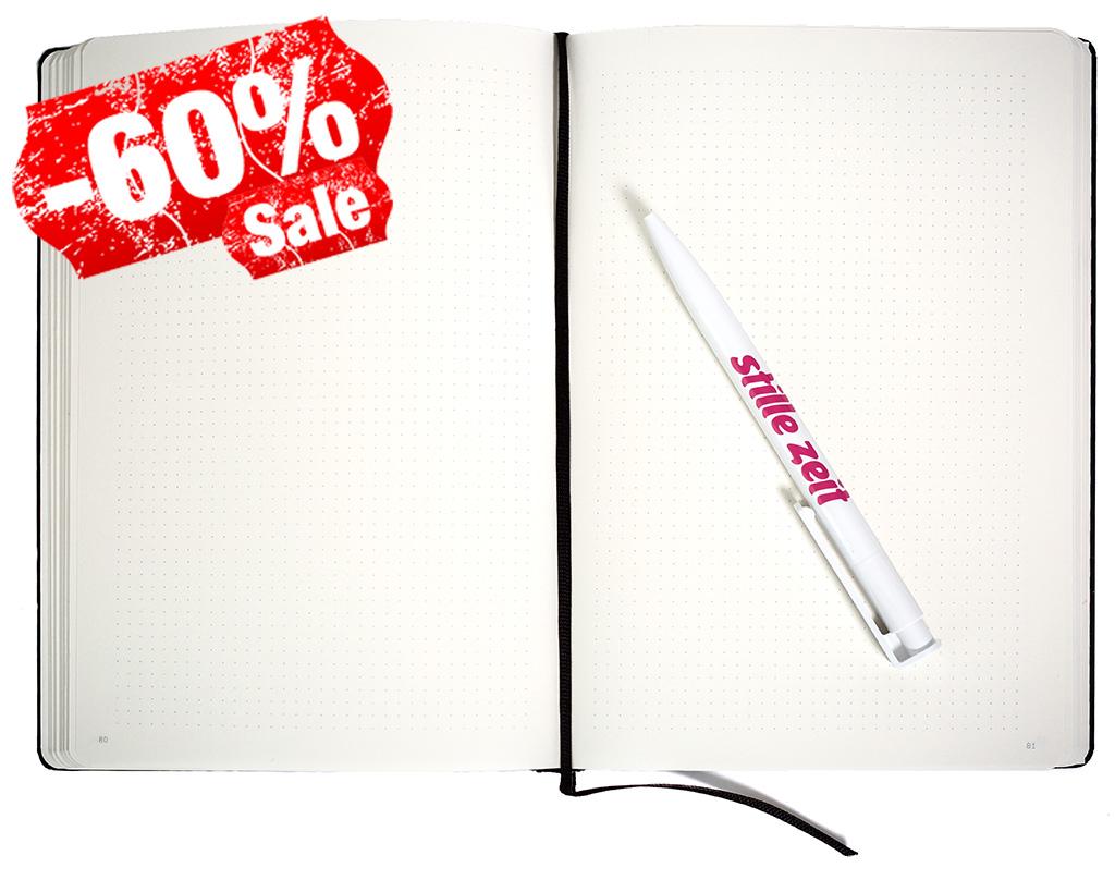 Stille Zeit Notizbuch (60% Rabatt)